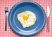 Fried Egg - With A Twist
