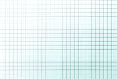 Graph grid paper with highlight.