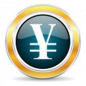 image of yen  - yen icon - JPG