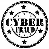 Cyber Fraud-stamp