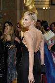 LOS ANGELES - MAR 2:: Charlize Theron  at the 86th Annual Academy Awards at Hollywood & Highland Cen