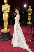 LOS ANGELES - MAR 2:: Cristin Milioti  at the 86th Annual Academy Awards at Hollywood & Highland Cen