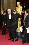 LOS ANGELES - MAR 2:: Stacy Keach  at the 86th Annual Academy Awards at Hollywood & Highland Center