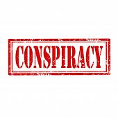 Conspiracy-stamp