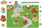 Isometric Neighborhood