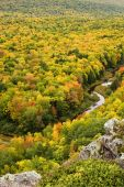 Autumn Color In Michigan Upper Peninsula
