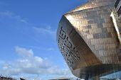 Millennium Centre, Cardiff Bay, Wales