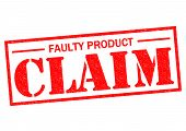 Faulty Product Claim