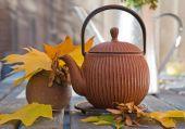 Autumn Tea -