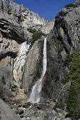 Lower Yosemite Falls California