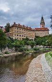 Cesky Krumlov Castle