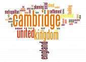 Cambridge Word Cloud