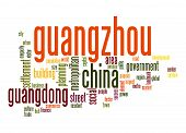 Guangzhou Word Cloud