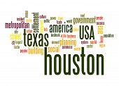 Houston Word Cloud