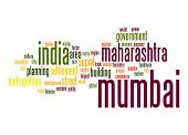 Mumbai Word Cloud