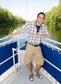 Tour Guide Man