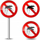 Mosquito Sign