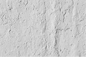 Vector Grungy White Concrete Wall Background