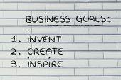 Business Goals: Planning Success