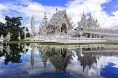 Wat Rong Khun, Reflections.