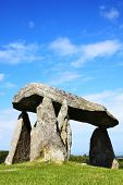 pic of megaliths  - The Pentre Ifan - JPG