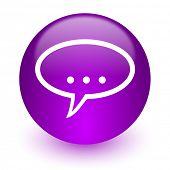forum internet icon