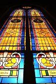 Stained Glass Testimony