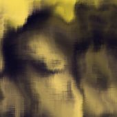 art abstract grunge dust textured background in gold, grey and black colors