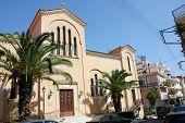 Church In Zakynthos