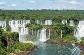 Igauzu Waterfall, Brazil