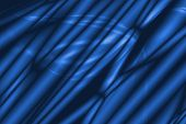 Abstract Line Navy Blue Background