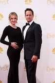vLOS ANGELES - AUG 25:  Josh Charles at the 2014 Primetime Emmy Awards - Arrivals at Nokia at LA Live on August 25, 2014 in Los Angeles, CA