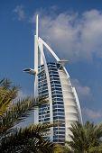 Hotel Burj Al Arab In Dubai