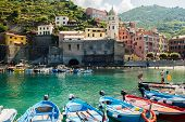 The Beautiful Lands of Cinque Terre