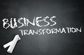 Blackboard Business Transformation