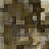 art abstract colorful geometric pattern background in grey, beige and black  colors
