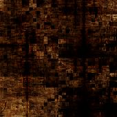 art abstract dark monochrome geometric pattern background in beige, brown and black colors