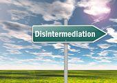 Signpost Disintermediation
