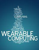 Word Cloud Wearable Computing
