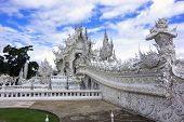 Bridge To Wat Rong Khun.
