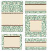 Blank Card Designs