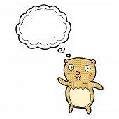 cartoon little bear