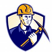 Coal-miner-pickaxe-front-shield