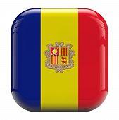 Andorra Flag Image Icon