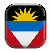 Antigua Flag Image Icon
