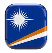 Marshall Islands Flag Icon Image