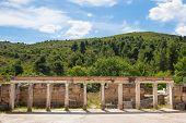 Amphiareio Ancient Greek theater
