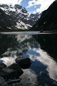 Lake Mariam - N.Z