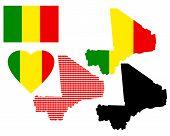 Maps Of Mali