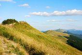 Bieszczady Mountains, Polonina Wetlinska